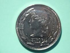 Trésor Du Patrimoine, Médaille Ecu 1986, Europa, Cupro-nickel - TRÈS BON ÉTAT - France