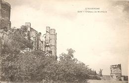 63790 MUROLS - LE CHÂTEAU Vers 1925 - France