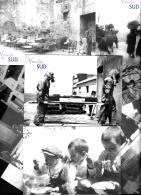 [MD0742] CPM - SERIE DI 12 CARTOLINE - VENTO DEL SUD MOSTRA DOCUMENTARIA FOTOGRAFICA SU GUERRA E LIBERAZIONE DELL'ITALIA - Eventos
