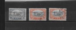 THAILANDE 1941 Y.T.238  + 2 X 240 0/USED - Thaïlande