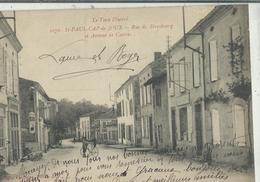 81 SAINT PAUL CAP De JOUX Rue De Strasbourg Et Avenue De Castres , Façade Coiffeur - Saint Paul Cap De Joux