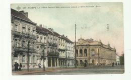 "-  **457.ANVERS , """" Le Théâtre Flamand """". --S.B.P -Kaart - Antwerpen"