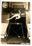 PH 76 -  PHOTO -CIRQUE -   MICHEL BERTY  MEDRANO (format :18,00 Cm X 12,50 Cm) - Fotos