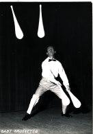 PH 83-  PHOTO -CIRQUE -     GABY GROSSETTO  CURCUS DEPARTMENT JEAN BARRET (format :18,00 Cm X 13,00 Cm) - Fotos