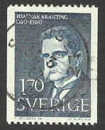Sweden, 1.70 K. 1960, Sc # 565, Used