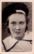 CINÉMA ANCIEN - SEXY - ACTRICE : LIDA BAAROVA - PHOTO Des ANNÉES 1920 - ´30 : ROSS - DIMENSIONS ~ 5 X 7 CM (v-753) - Acteurs