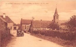 53 - MAYENNE / Le Buret - Arrivée De Grez En Fouëre - Altri Comuni