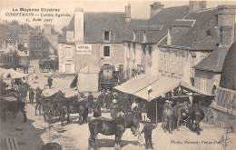 53 - MAYENNE / Couptrain - Comice Agricole 1907 - Beau Cliché Animé - Otros Municipios
