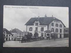 AK CERNIER Boulangerie Patisserie Ca.1920// D*23070 - NE Neuenburg