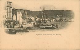 Dép 83 - St Mandrier Sur Mer - Saint Mandrier Sur Mer - Le Creux Saint Georges Près Toulon - état - Saint-Mandrier-sur-Mer