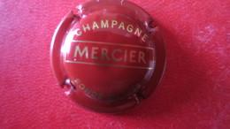 CAPSULE CHAMPAGNE MERCIER. Rouge Et Or - Mercier