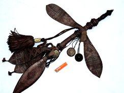 BEL ANCIEN SABRE AFRIQUE  :  MALI  --  Années 1950  #.2 - Armes Blanches