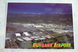 AIRPORT / FLUGHAFEN / AEROPORT   BURBANK - Aerodrome