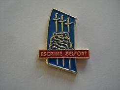 20170315-519 FRANCHE COMTE BELFORT ESCRIME LION - Escrime