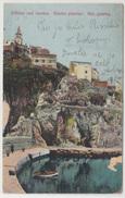 Vrbnik Island Of Krk Old Postcard Not Travelled Bb 170312 - Croatia