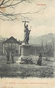 SAVINES - Avenue De La Gare, Monument De La République. - Altri Comuni