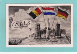 Old/Antique? Postcard Of Drielandenpunt,Vaals, Limburg, Netherlands,Q71. - Vaals