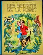 "G. Delahaye / L. Et F. Funcken -  Les Secrets De La Forêt - Collection   "" Farandole "" - Casterman - ( 1965 ) . - Martine"