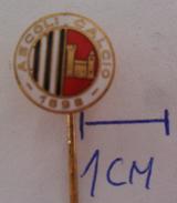 Ascoli Calcio ITALY  Football Club , SOCCER / FUTBOL / CALCIO PINS BADGES Z2 - Voetbal