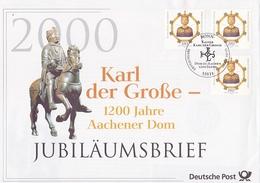 JUBILAUMSBRIEF  --  2000 - [7] Federal Republic
