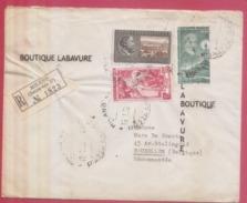 ITALIE--Enveloppe Recommandée Pour Belgique - 6. 1946-.. Repubblica