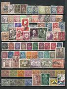 Portugal_Lote De Sellos Diferentes De Portugal - Lots & Kiloware (max. 999 Stück)