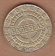 AC -  HIGH SEAS TOKEN JETON - Monetary/Of Necessity
