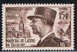 FRANCE : N° 920 ** (Maréchal De Lattre De Tassigny) - PRIX FIXE - - France