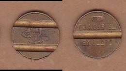 AC -  GETTONE TELEPHONE 7006 TOKEN JETON - Monetary/Of Necessity