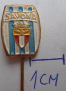 FBC SAVONA  ITALY  Football Club , SOCCER / FUTBOL / CALCIO PINS BADGES Z2 - Football