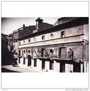ZRGZTPA4475ACPA-LFTD8007TBES.Tarjeta Postal De ZARAGOZA.ARTE.Edificios,esculturas Y AYUNTAMIENTO DE TARAZONA - Esculturas