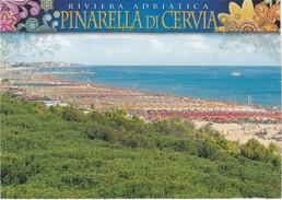 Cartolina - Postcard - Pinarella Di Cervia  - Ravenna. - Ravenna