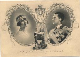 ITALIA / ITALIE / PRINCIPI DI PIEMONTE - Familles Royales