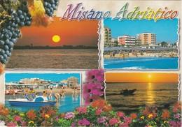 Cartolina - Postcard - Misano Adriatico - Rimini - Rimini