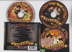 Wolverines - The Very Best  Of... - Sonderausgabe Mit DVD (15 Titel) Und Bonus CD (23 Titel) Limited Tour Edition - Country & Folk
