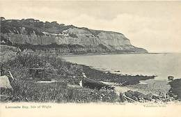 A-17-4709 :  ISLE OF WIGHT. LUCCOMBE BAY. VALENTINES SERIES - Angleterre