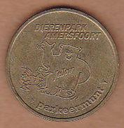 AC -  DIERENPARK AMERSFOORT PARKEERMUNT TOKEN JETON - Monetary/Of Necessity