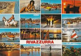 Cartolina - Postcard - Rivazzurra - Rimini - Rimini