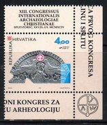 CROAZIA 1994 ,   Unificato N. 254  ***  MNH . Archeologia - Croatie