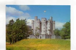Postcard - Castle - Braemar - Braemar - Aberdeenshire Card No.84900 Very Good - Postcards