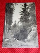 LOVERVAL  -  La Cascade  -  1924 - Gerpinnes