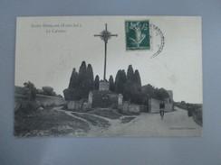 CPA 44 SAINT HERBLAIN LE CALVAIRE - Saint Herblain