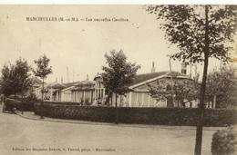CPA (54) MANCIEULLES Les Nouvelles Cantines - France