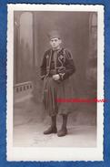 CPA Photo - Portrait Studio D'un Militaire Du 8e Régiment De Zouave - Voir Uniforme - Guerra 1914-18