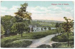 "Highgate Vale Of Health - C1910 - ""Popular"" Series - London Suburbs"