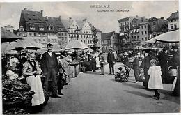 Germania/Polonia  - Breslau - RARA 1906 - Germania