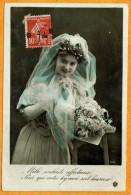 Jeune Femme, Demoiselle De Mariage - Mujeres