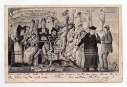 Alsace-Lorraine  -  Zur Erinnerung An Die Aufhebung Des Diktaturparagraphen (1902) - Alsace