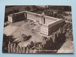 Institution L'Immaculée Braine-l'Alleud / Anno 19?? ( Zie Foto's Voor Detail ) !! - Eigenbrakel