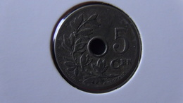 Belgium - 1903 - 5 Centimes - Legend In Dutch - 'BELGIË' - KM 47 - VF/F - Look Scans - 1865-1909: Leopold II